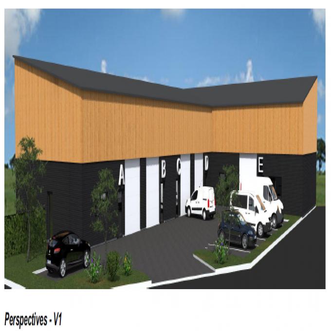 Location Immobilier Professionnel Entrepôt Andernos-les-Bains (33510)