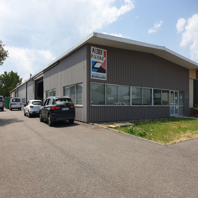 Location Immobilier Professionnel Entrepôt Pessac (33600)
