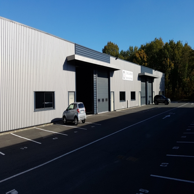 Location Immobilier Professionnel Entrepôt Saint-Jean-d'Illac (33127)