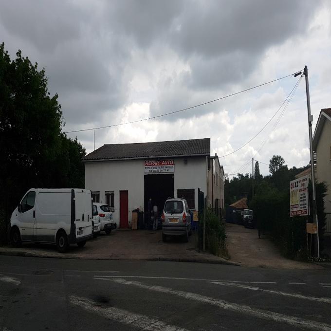 Vente Immobilier Professionnel Murs commerciaux Lormont (33310)