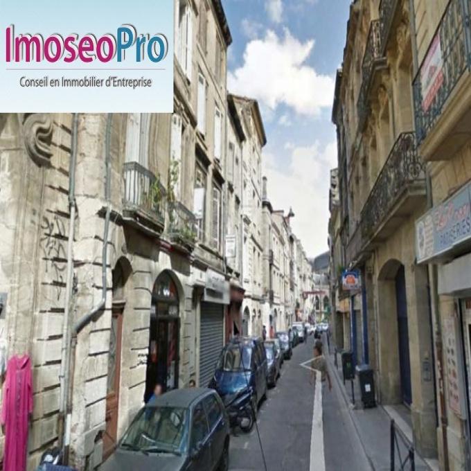Vente Immobilier Professionnel Fonds de commerce Bordeaux (33000)