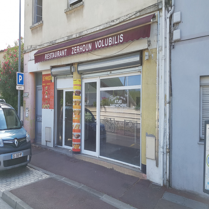 Vente Immobilier Professionnel Murs commerciaux Bordeaux (33800)