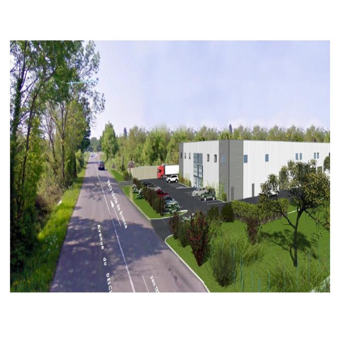Vente Immobilier Professionnel Entrepôt Tresses (33370)
