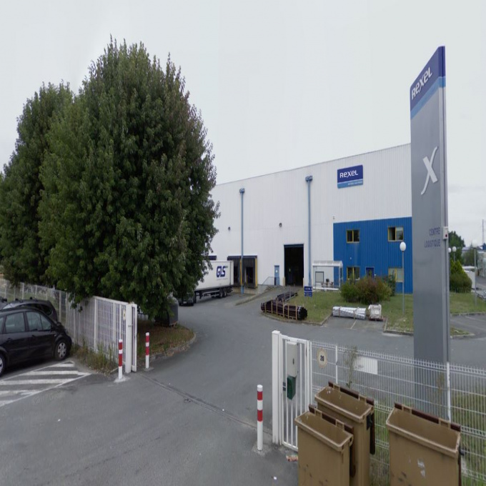 Location Immobilier Professionnel Entrepôt Cestas (33610)