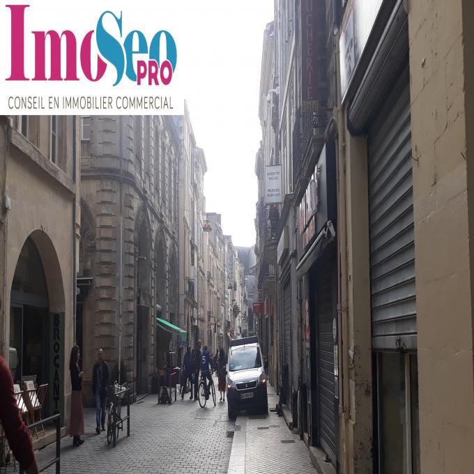 Location Immobilier Professionnel Local commercial Bordeaux (33100)