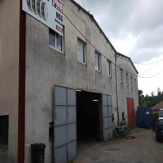 Location Immobilier Professionnel Entrepôt Lormont (33310)