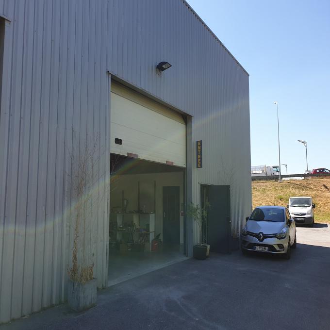 Location Immobilier Professionnel Entrepôt Villenave-d'Ornon (33140)