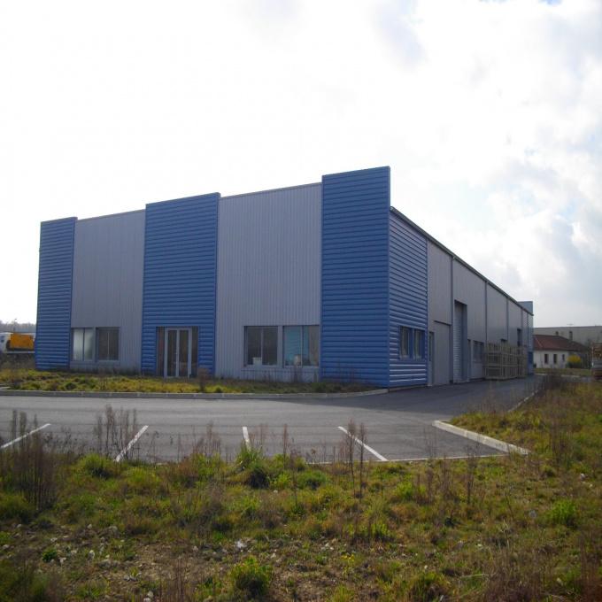 Location Immobilier Professionnel Entrepôt Beychac-et-Caillau (33750)