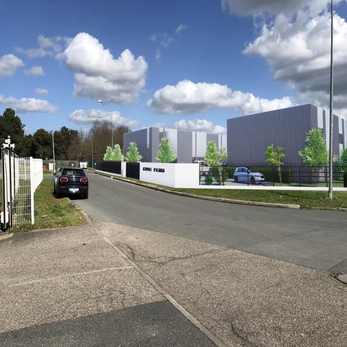 Vente Immobilier Professionnel Entrepôt Langon (33210)