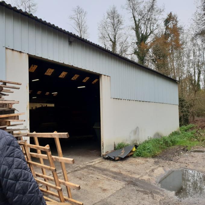 Location Immobilier Professionnel Entrepôt Saint-Médard-en-Jalles (33160)