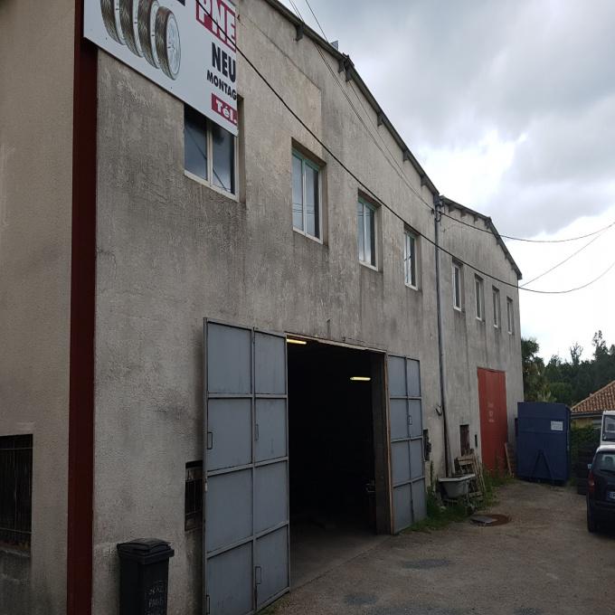 Vente Immobilier Professionnel Entrepôt Lormont (33310)
