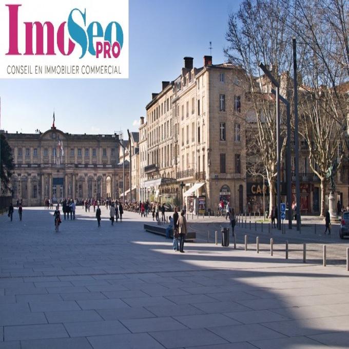 Location Immobilier Professionnel Local commercial Bordeaux (33000)