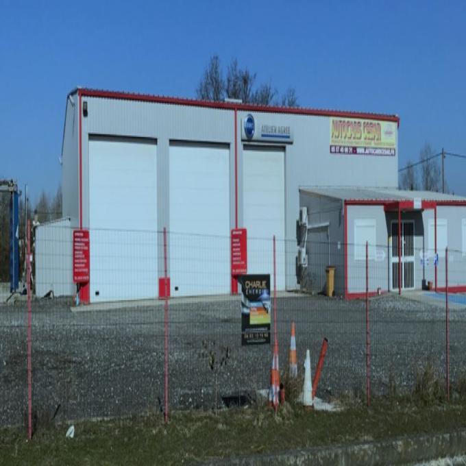 Vente Immobilier Professionnel Entrepôt Saint-André-de-Cubzac (33240)