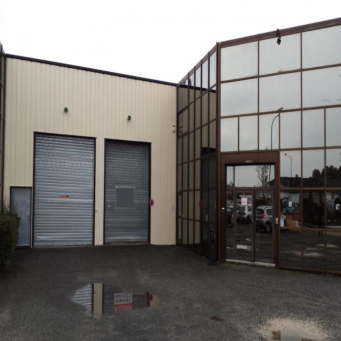 Vente Immobilier Professionnel Entrepôt Le Haillan (33185)