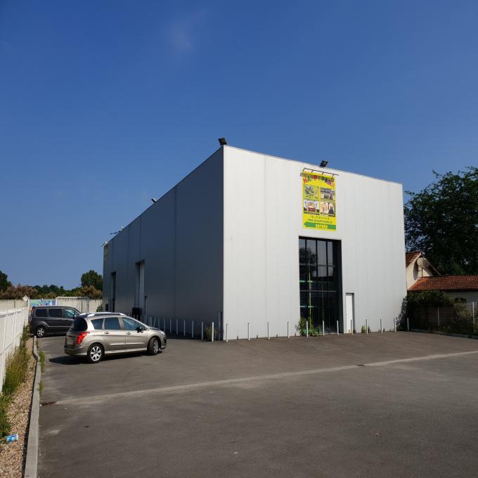 Location Immobilier Professionnel Entrepôt Sainte-Eulalie (33560)