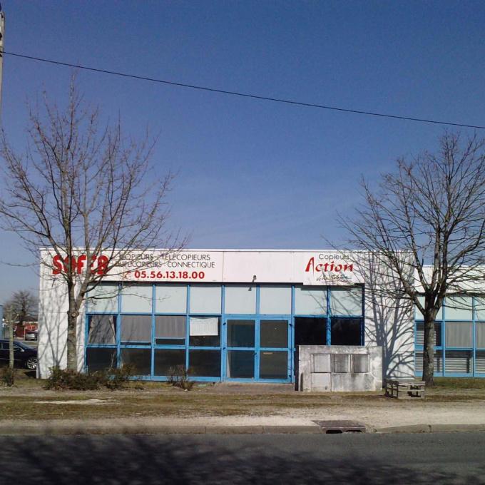 Location Immobilier Professionnel Local commercial Mérignac (33700)