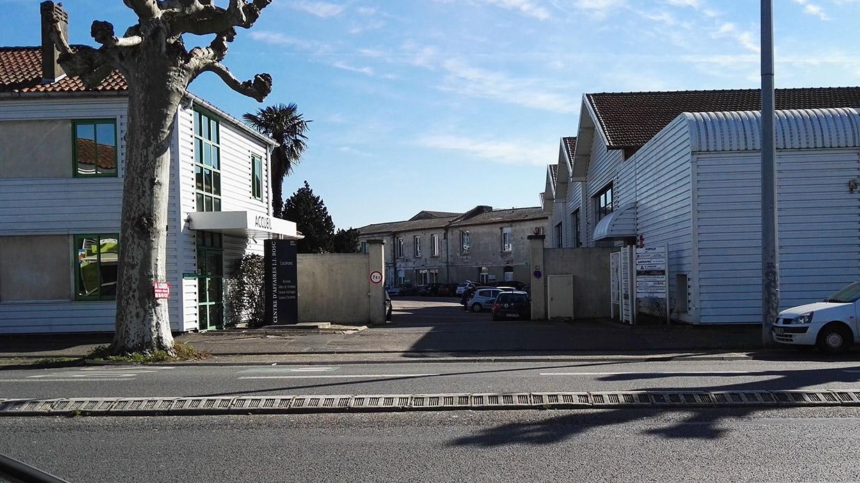 Location Immobilier Professionnel Entrepôt Bègles (33130)