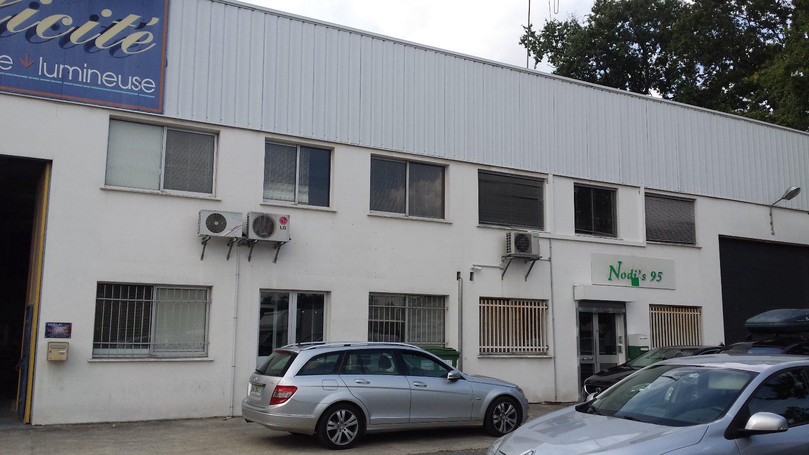 Location Immobilier Professionnel Bureaux Eysines (33320)
