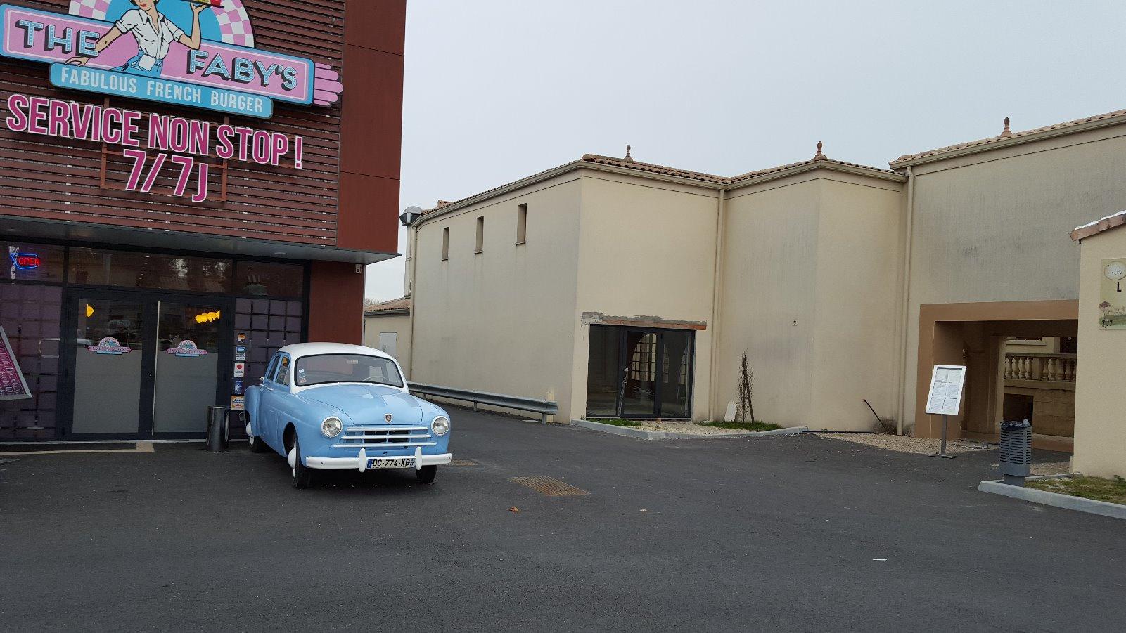 Vente Immobilier Professionnel Local commercial Sainte-Eulalie (33560)