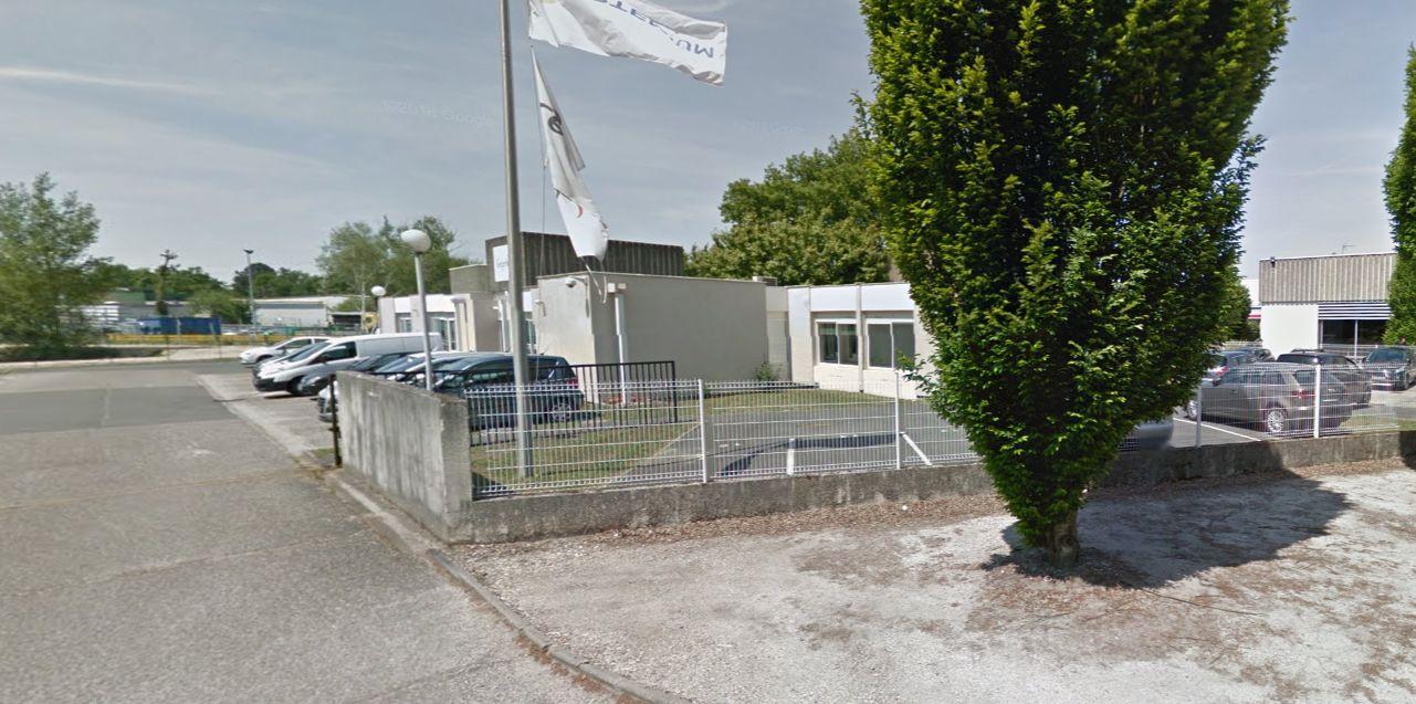 Location Immobilier Professionnel Bureaux Canéjan (33610)