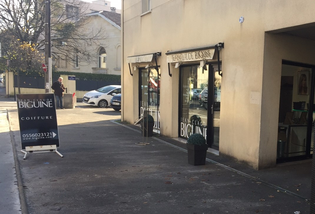 Location Immobilier Professionnel Local commercial Bordeaux (33200)