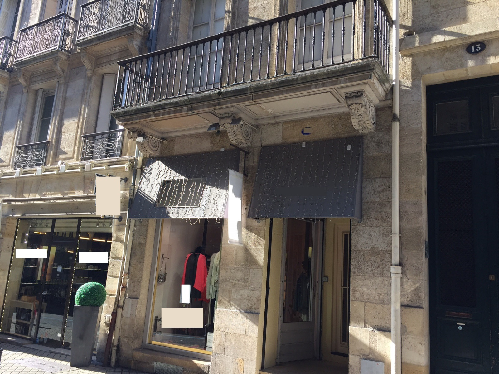 Location Immobilier Professionnel Local commercial Bordeaux (33000)