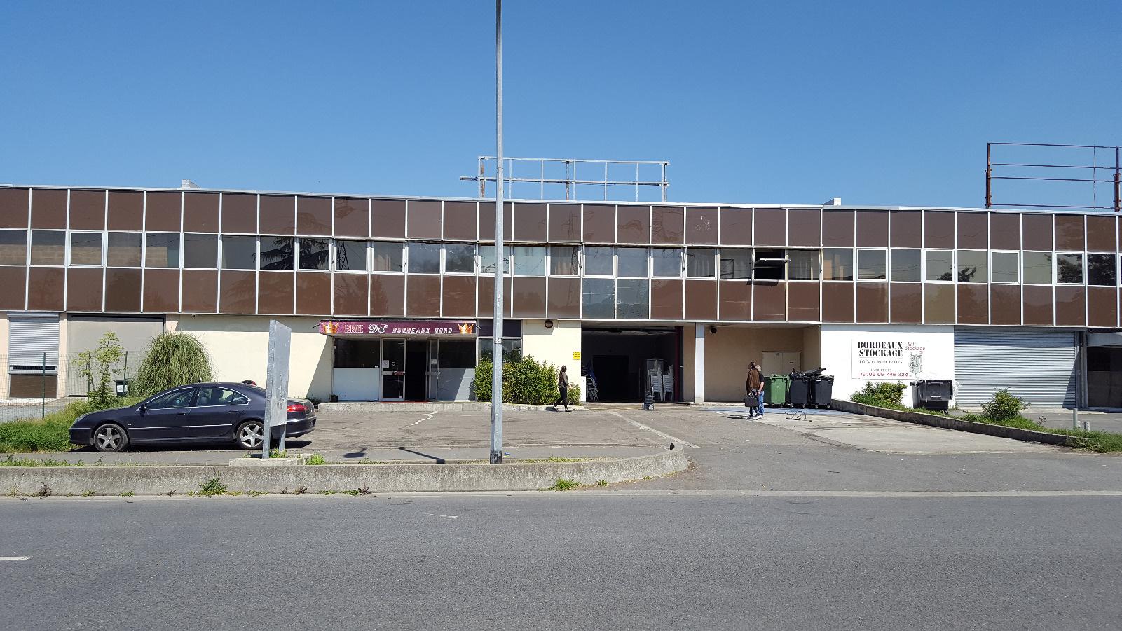 Vente Immobilier Professionnel Entrepôt Bordeaux (33300)
