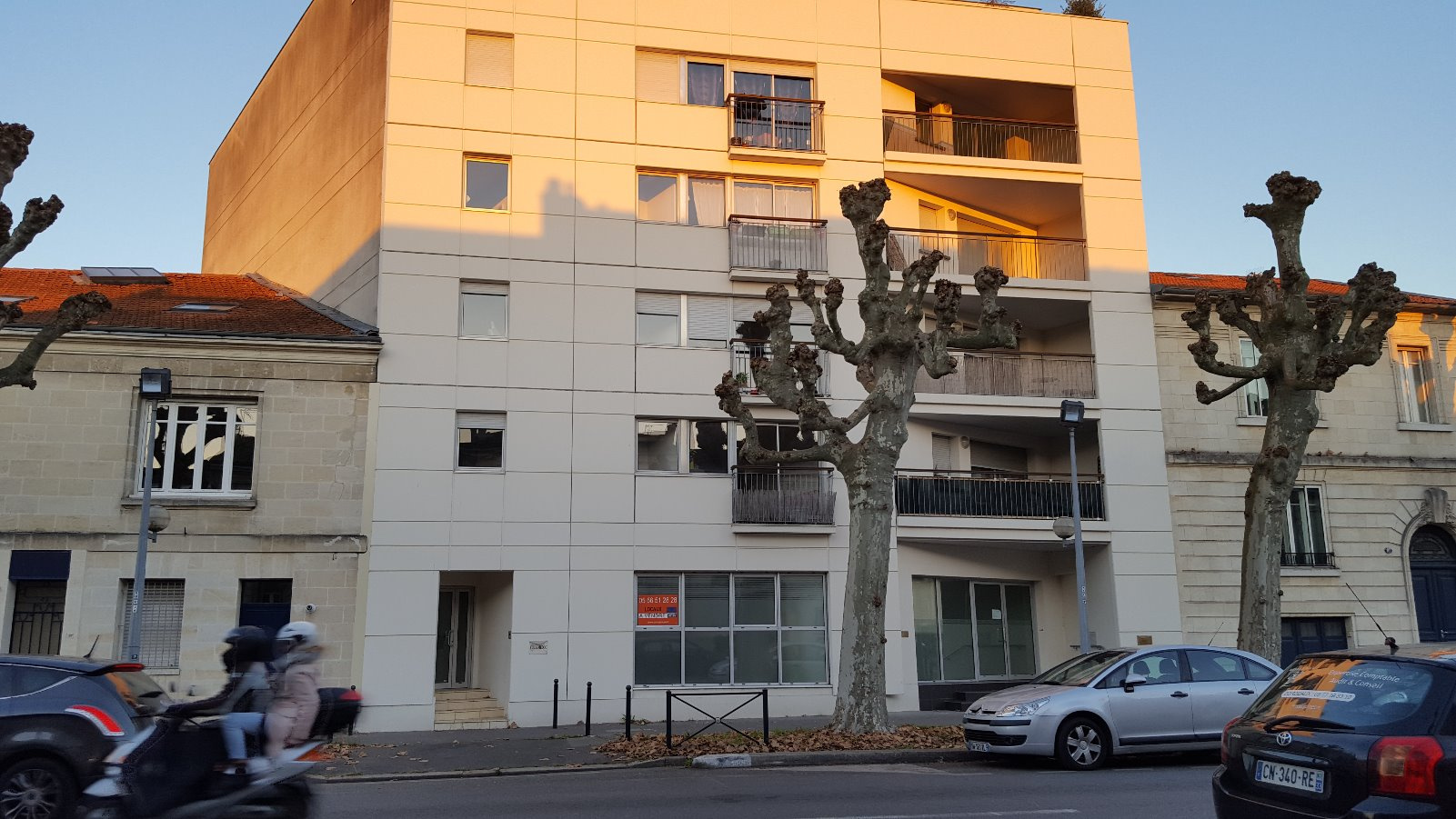 Vente Immobilier Professionnel Local commercial Bordeaux (33000)