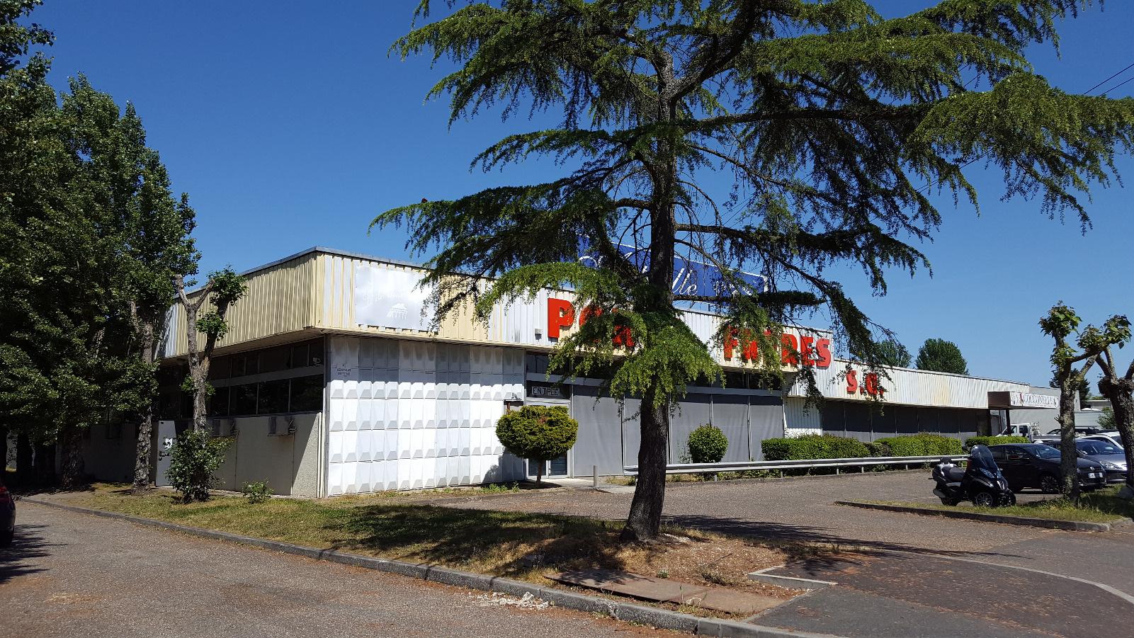 Location Immobilier Professionnel Local commercial Bordeaux (33300)
