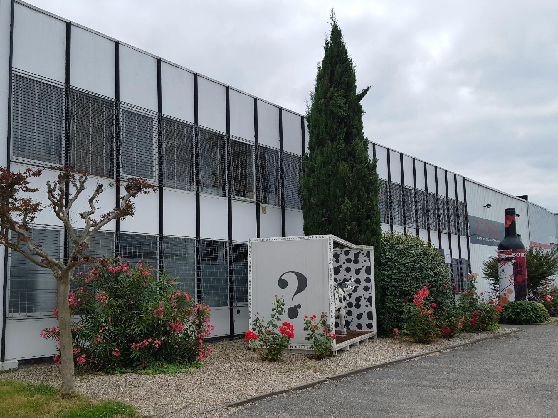 Location Immobilier Professionnel Entrepôt Bordeaux (33000)