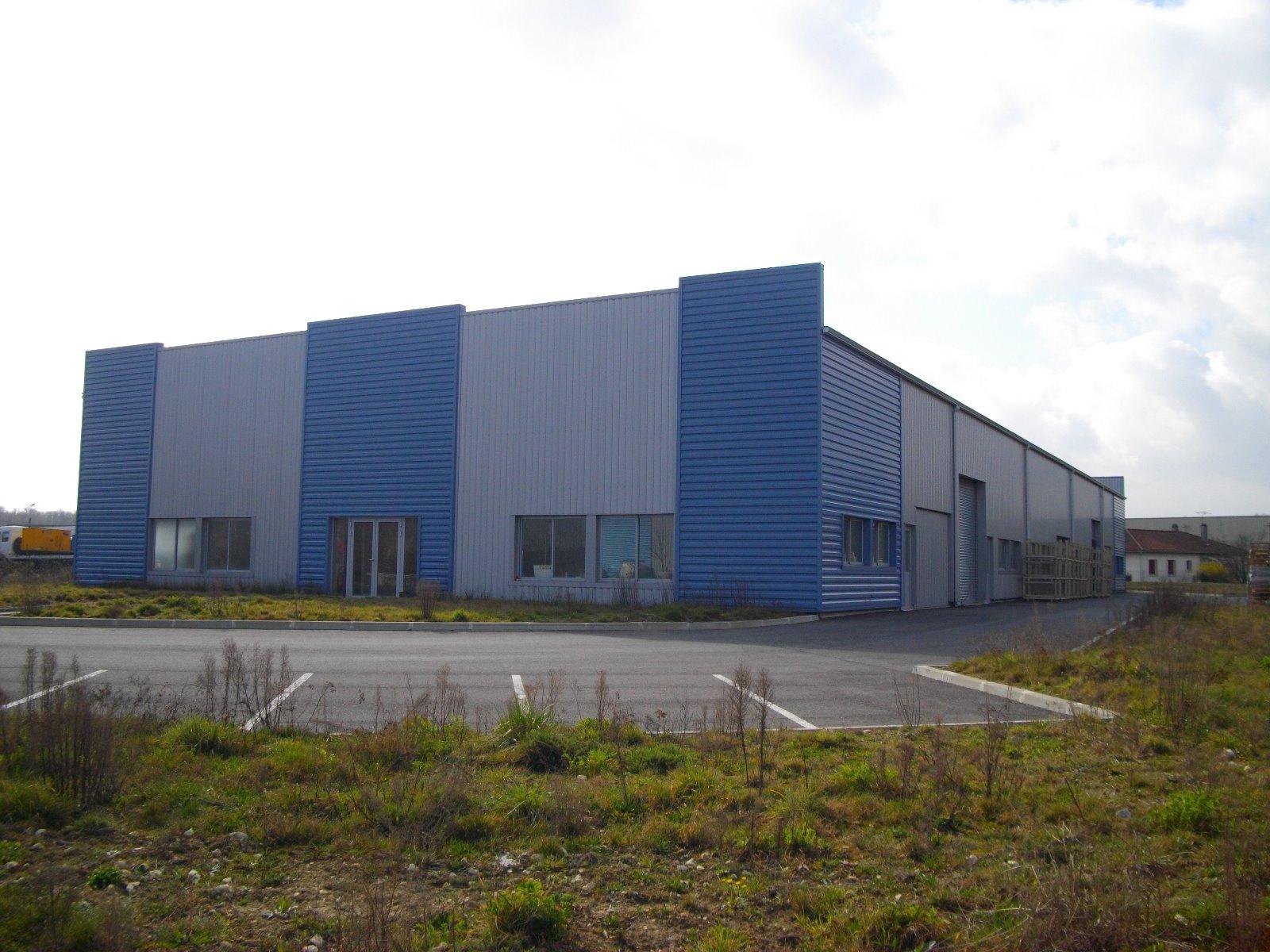 Vente Immobilier Professionnel Entrepôt Beychac-et-Caillau (33750)