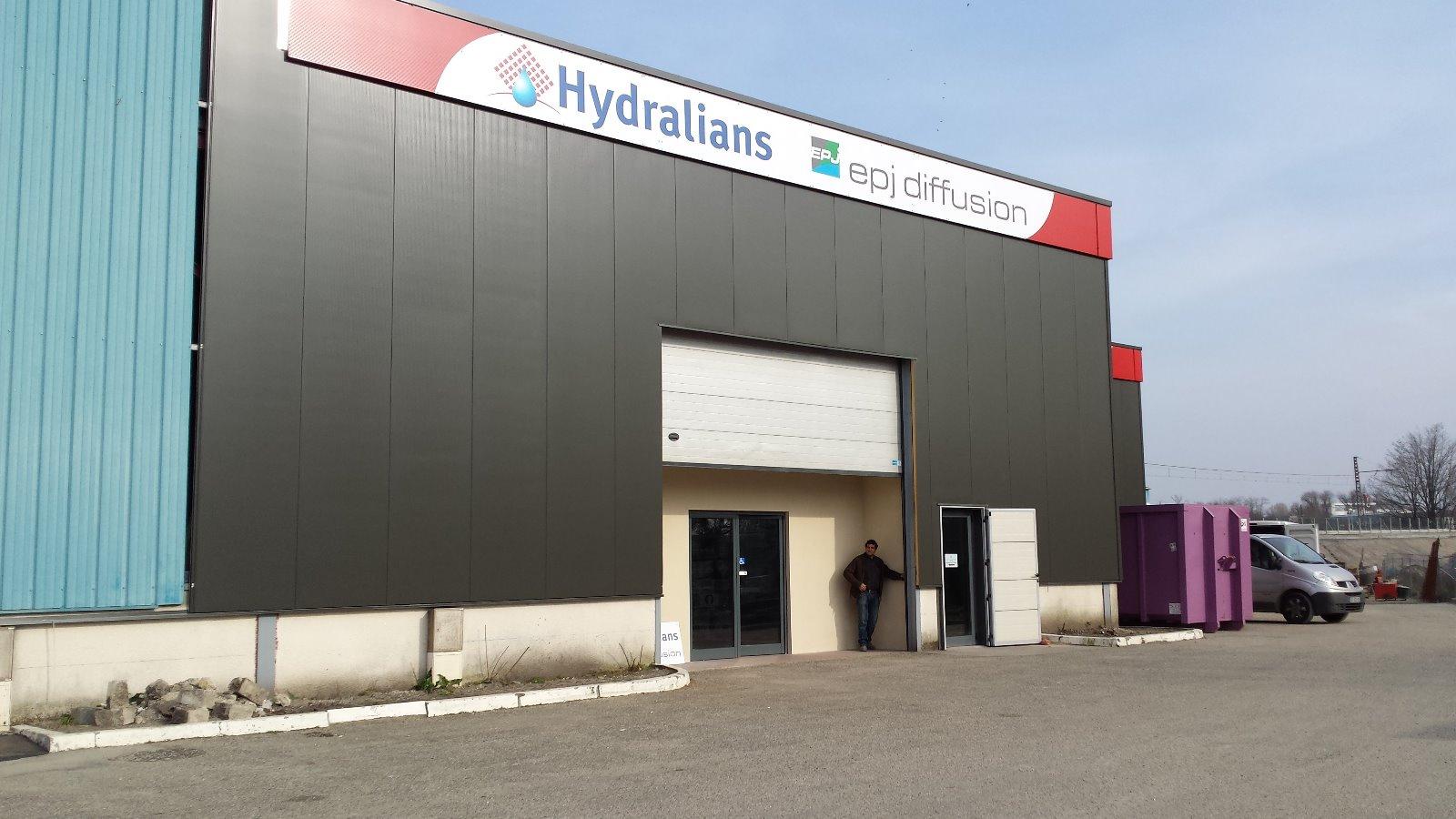 Location Immobilier Professionnel Entrepôt Bruges (33520)