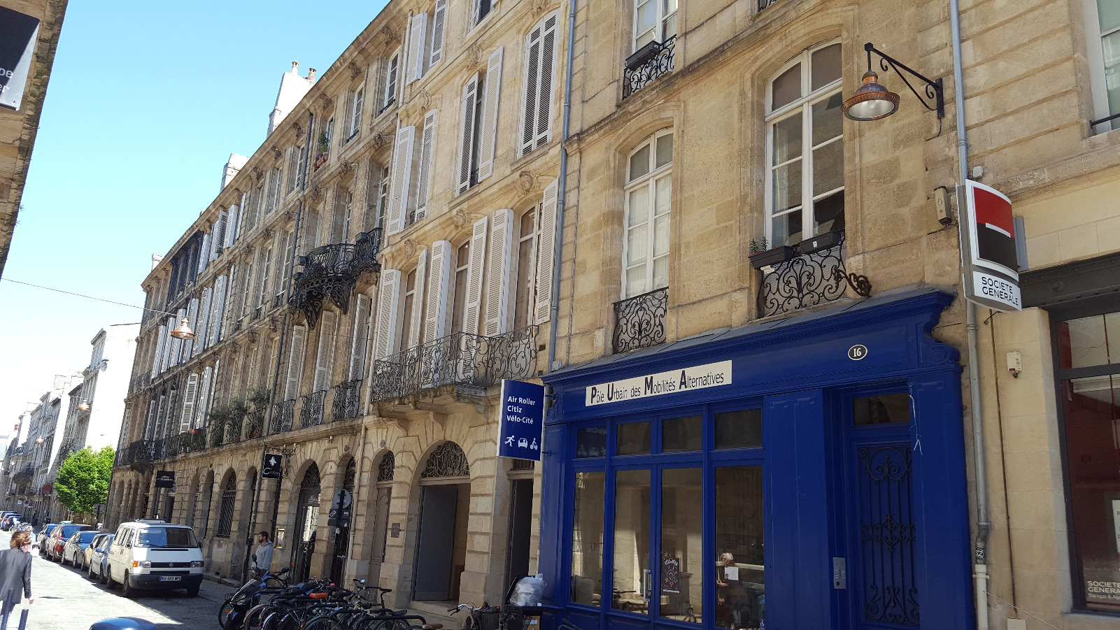 Vente Immobilier Professionnel Fonds de commerce Bordeaux (33000)