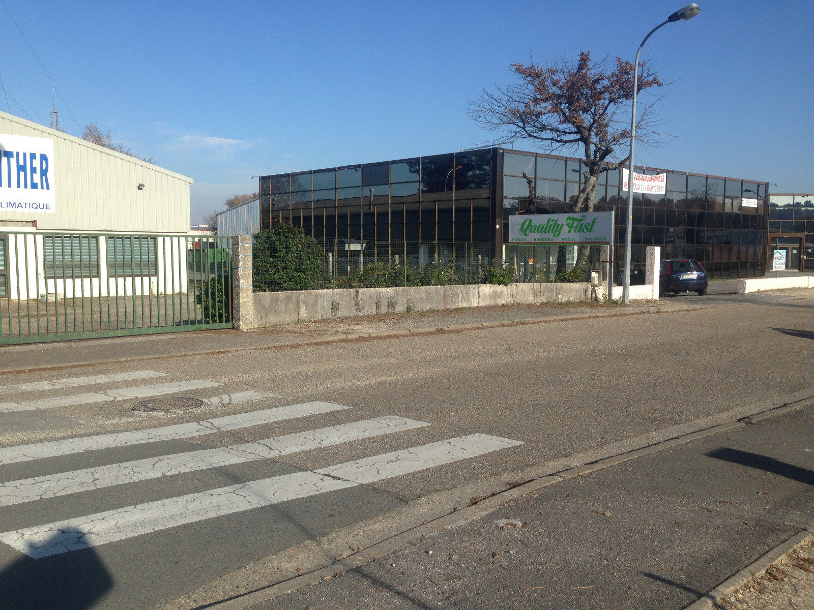 Vente Immobilier Professionnel Local commercial Le Haillan (33185)
