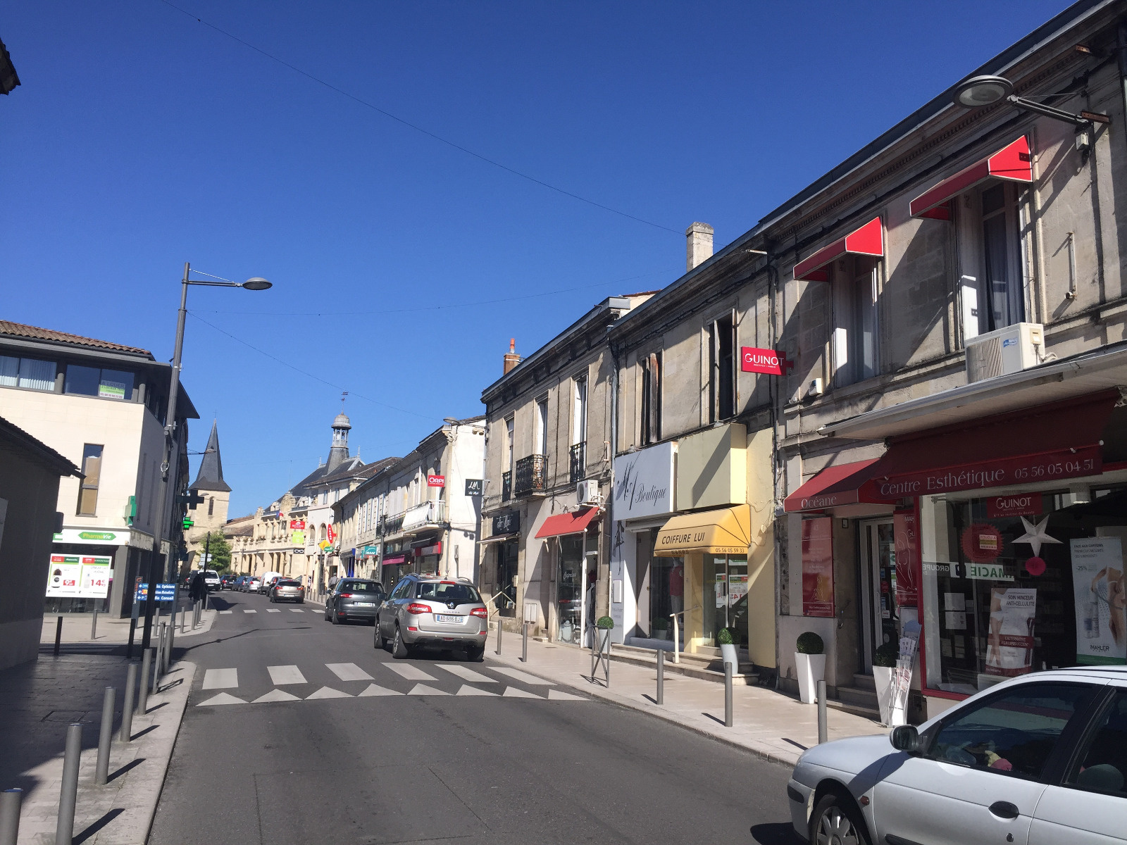 Location Immobilier Professionnel Local commercial Saint-Médard-en-Jalles (33160)