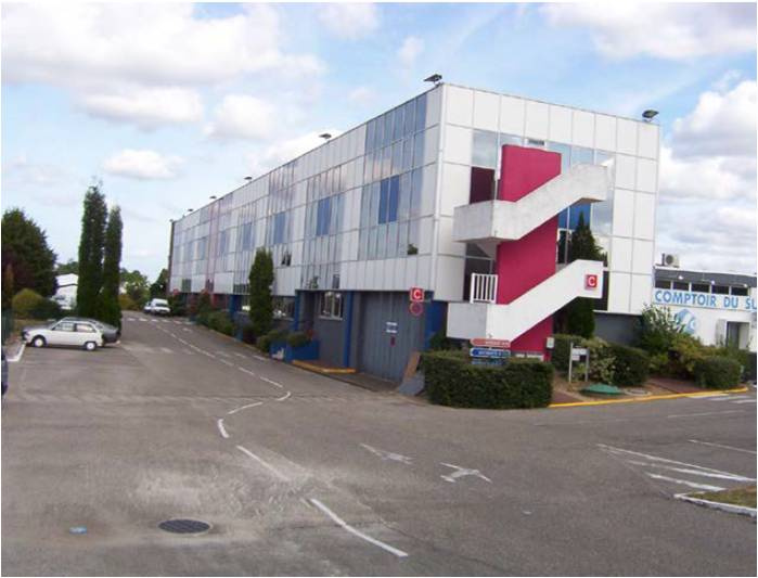 Location Immobilier Professionnel Bureaux Artigues-près-Bordeaux (33370)
