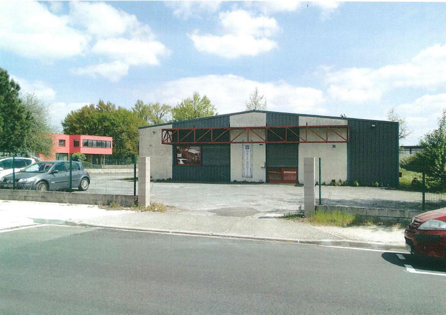 Location Immobilier Professionnel Entrepôt Gradignan (33170)