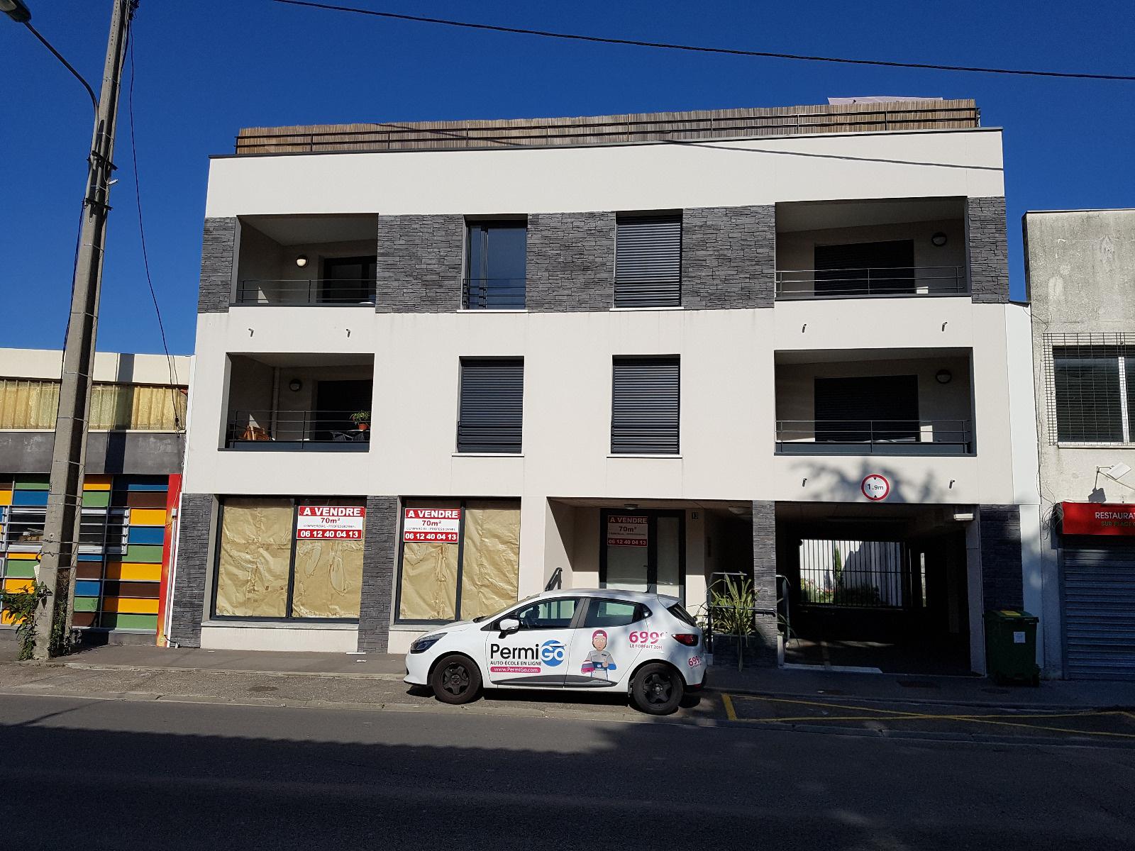 Vente Immobilier Professionnel Local commercial Bordeaux (33300)