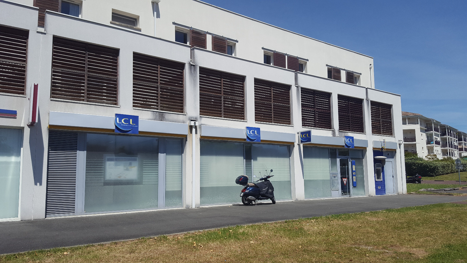 Location Immobilier Professionnel Local commercial Bordeaux (33200)